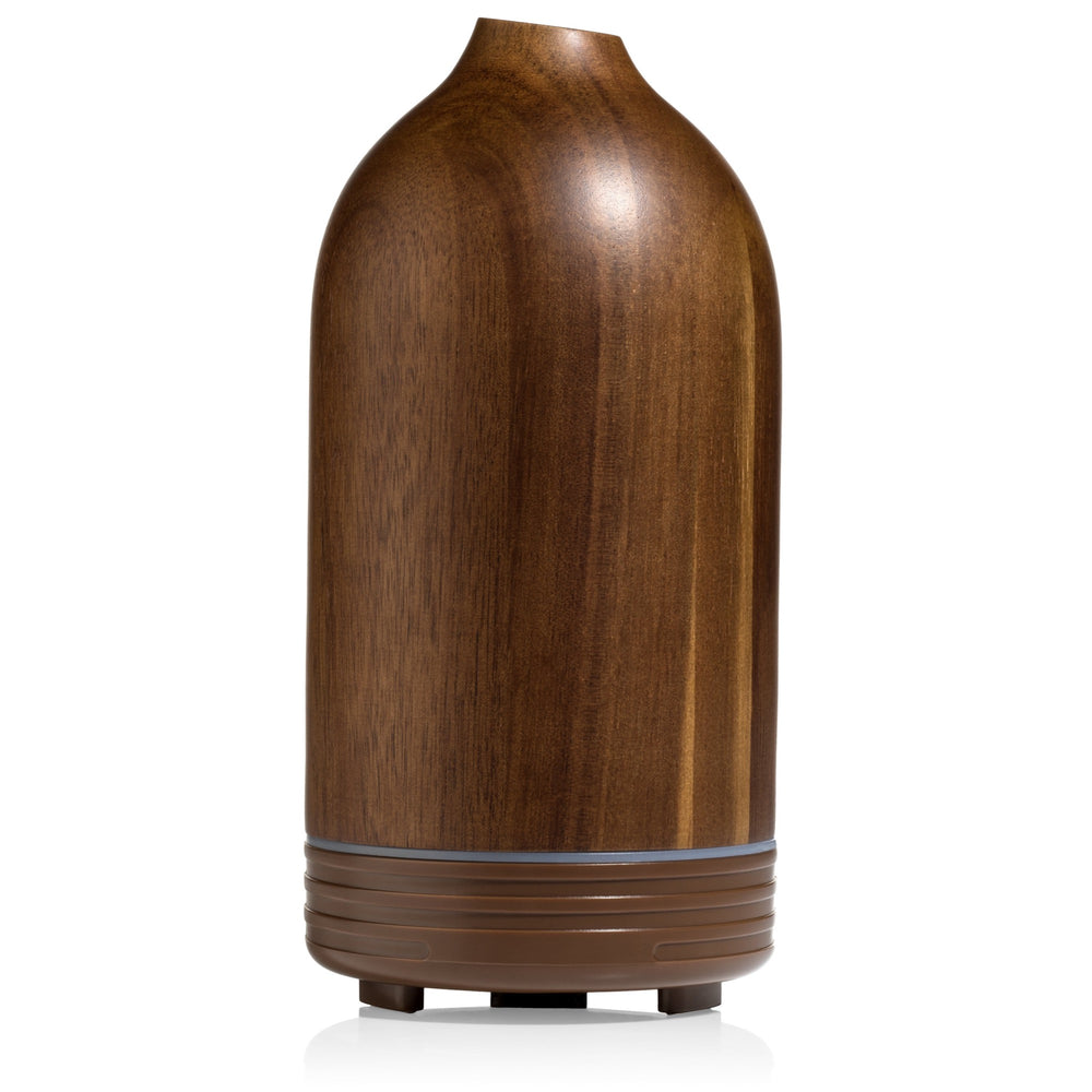 Ultrasonic Essential Oil Diffuser - Natural WOOD
