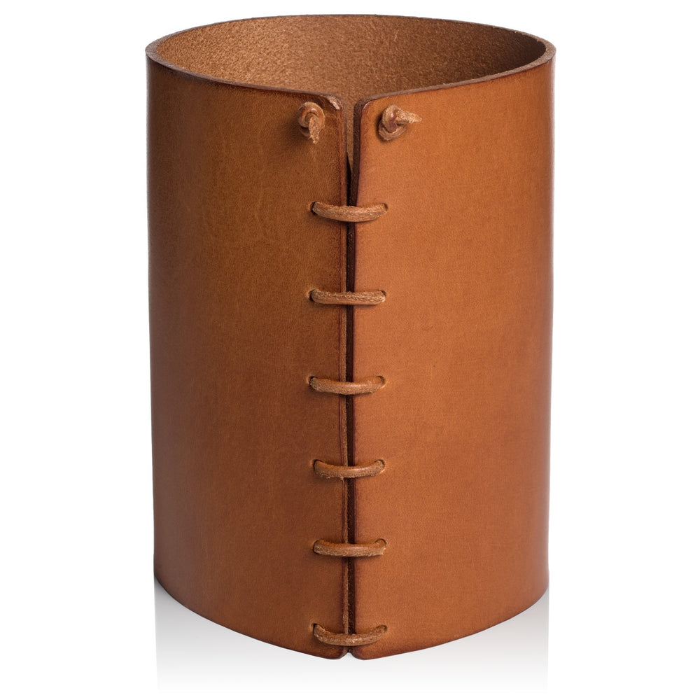Leather Artisan Diffuser Cuff - Limited Edition
