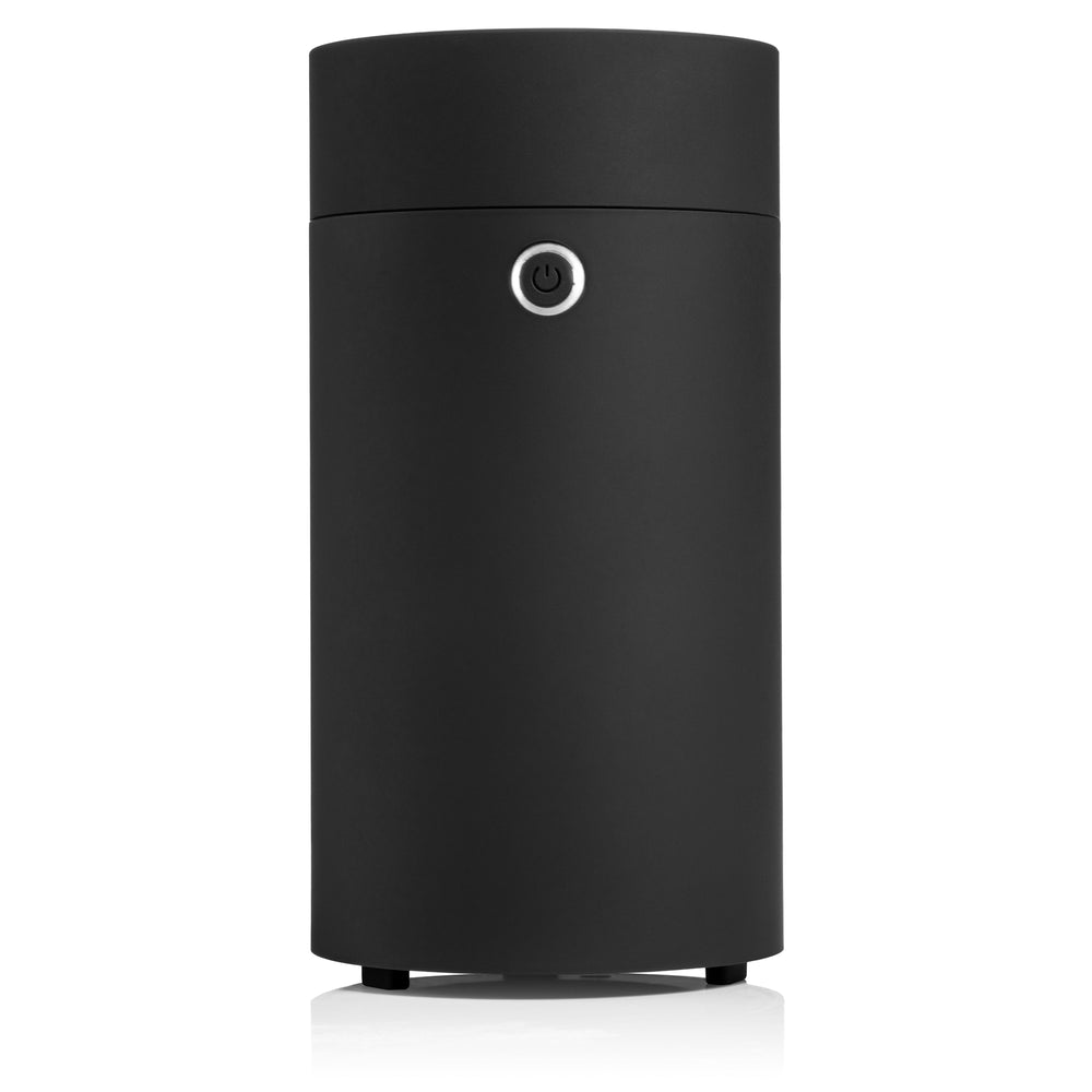 Travel Ultrasonic Essential Oil Diffuser - MATTE BLACK