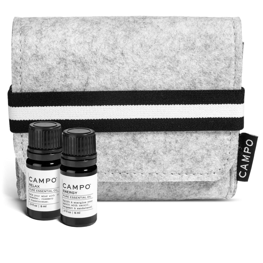 Essential Oil Kit - ENERGY + RELAX Blends