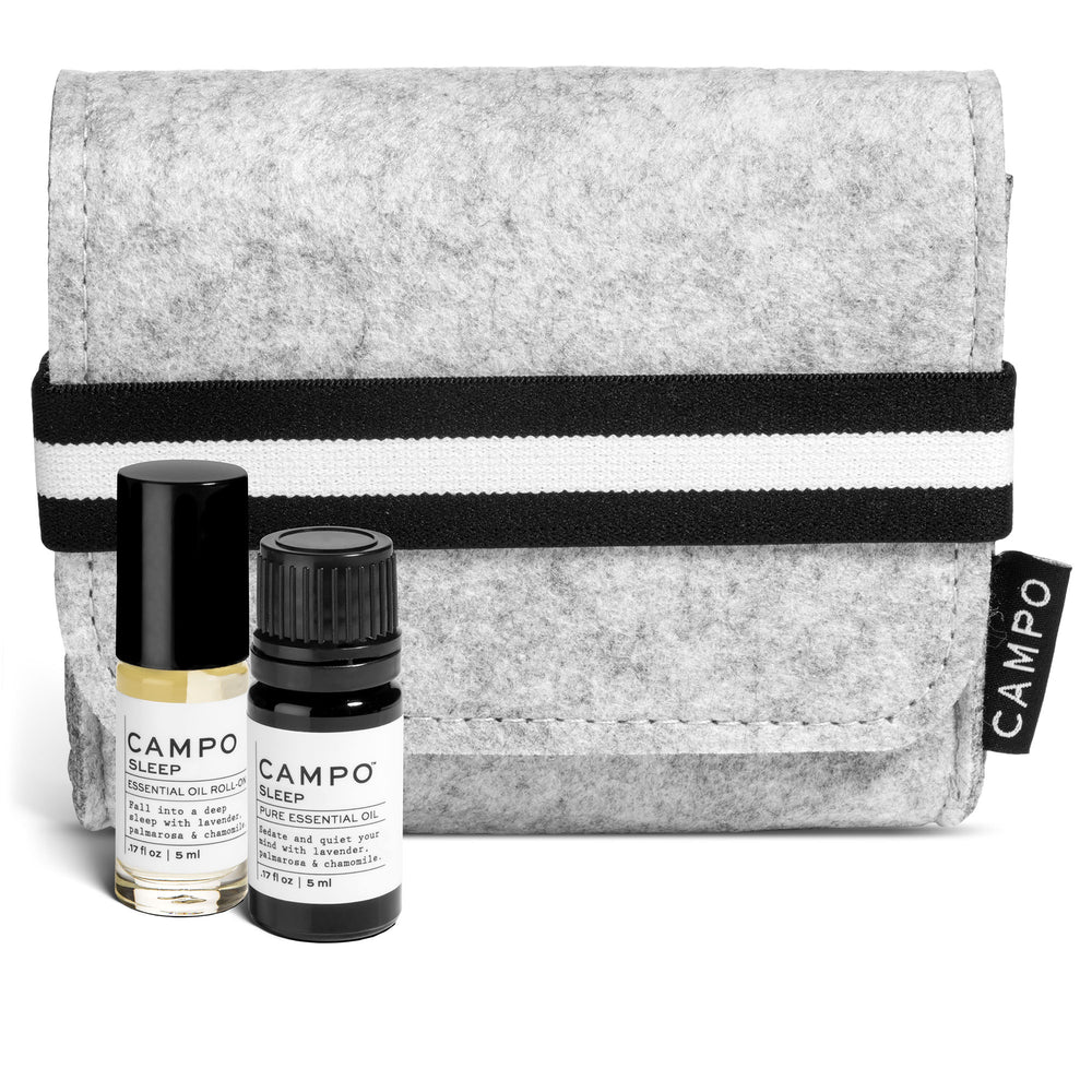 Essential Oil + Roll-On Kit - SLEEP Blend