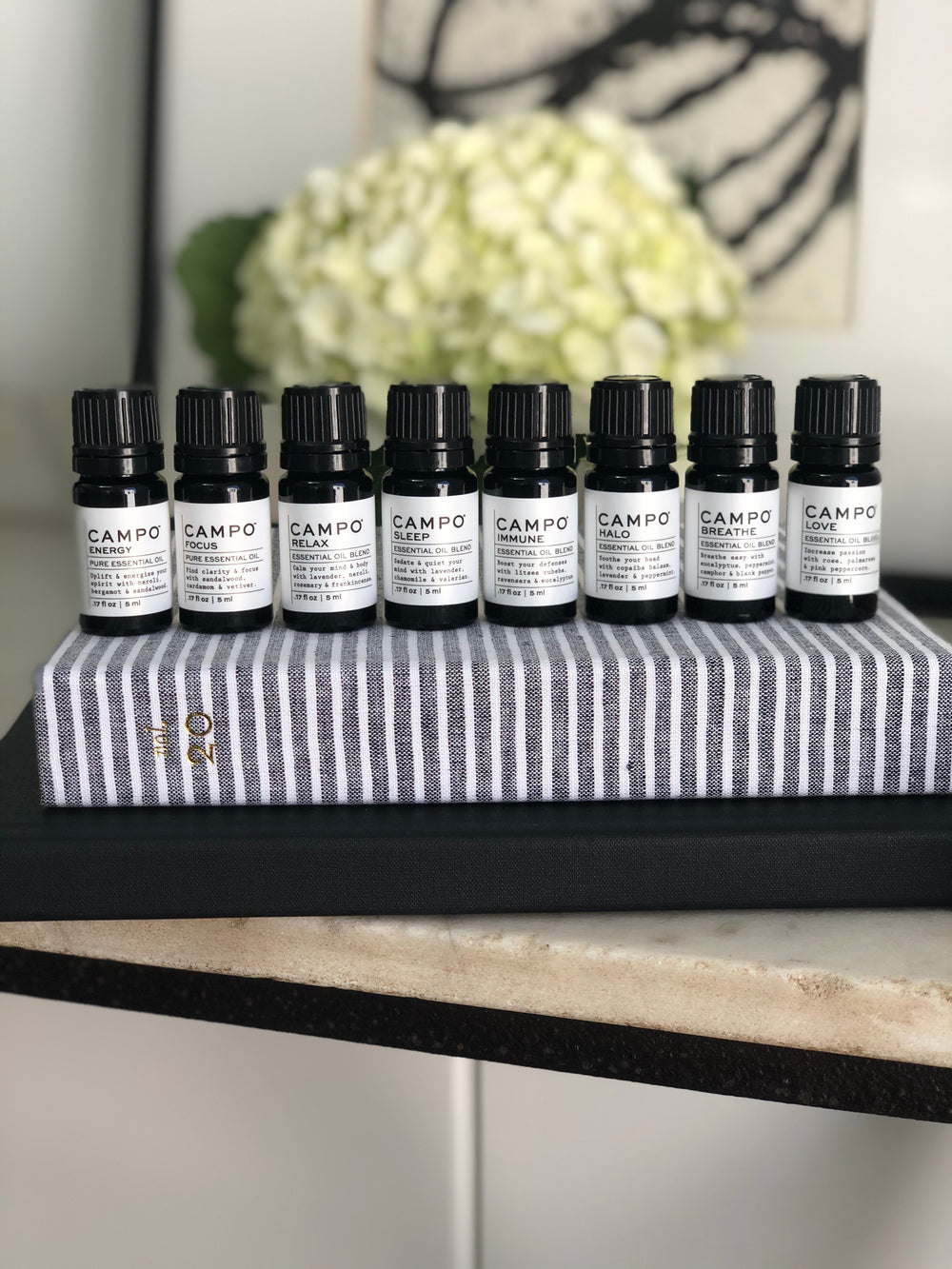 Deluxe Essential Oil Kit