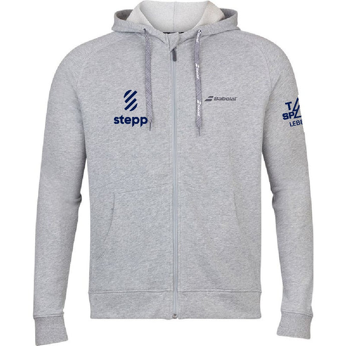 Stepp Mens ZipHooded Sweater Babolat