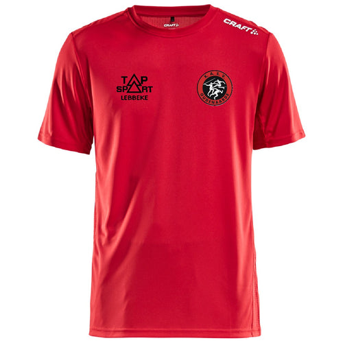 T-shirt KM Rood Craft Rush ( 19073-61-62-63 )