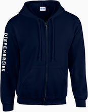 DPB ZipHooded Sweater Heren GI18600