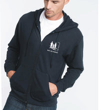 WSV Sweater Zip-hooded