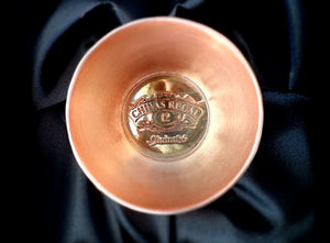 Copper Dramming Cup