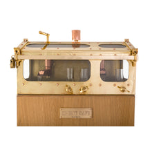 Brass Spirit Safes