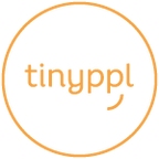 Tinyppl Logo Orange