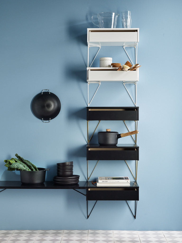 Pythagoras Shelf L - Maze Interior