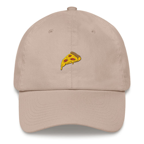 pizza hat.