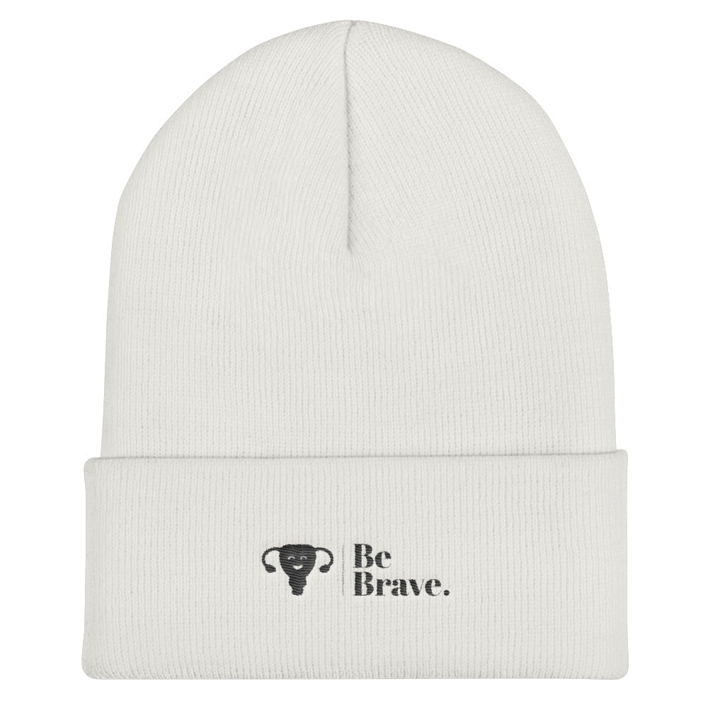Be Brave Beanie SAVED FOR SEPT.
