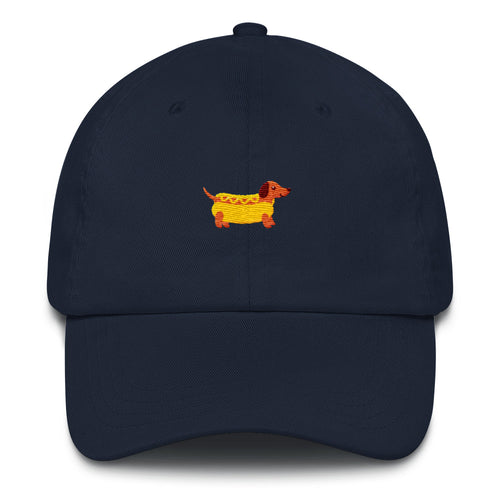 wiener dog hat.