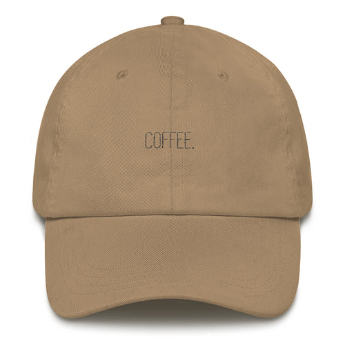 coffee hat.
