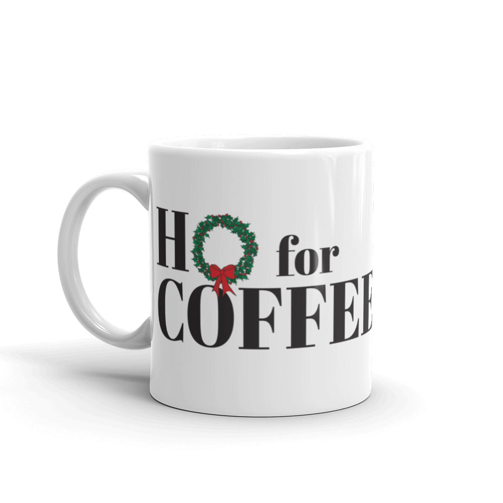 Ho For Coffee Mug