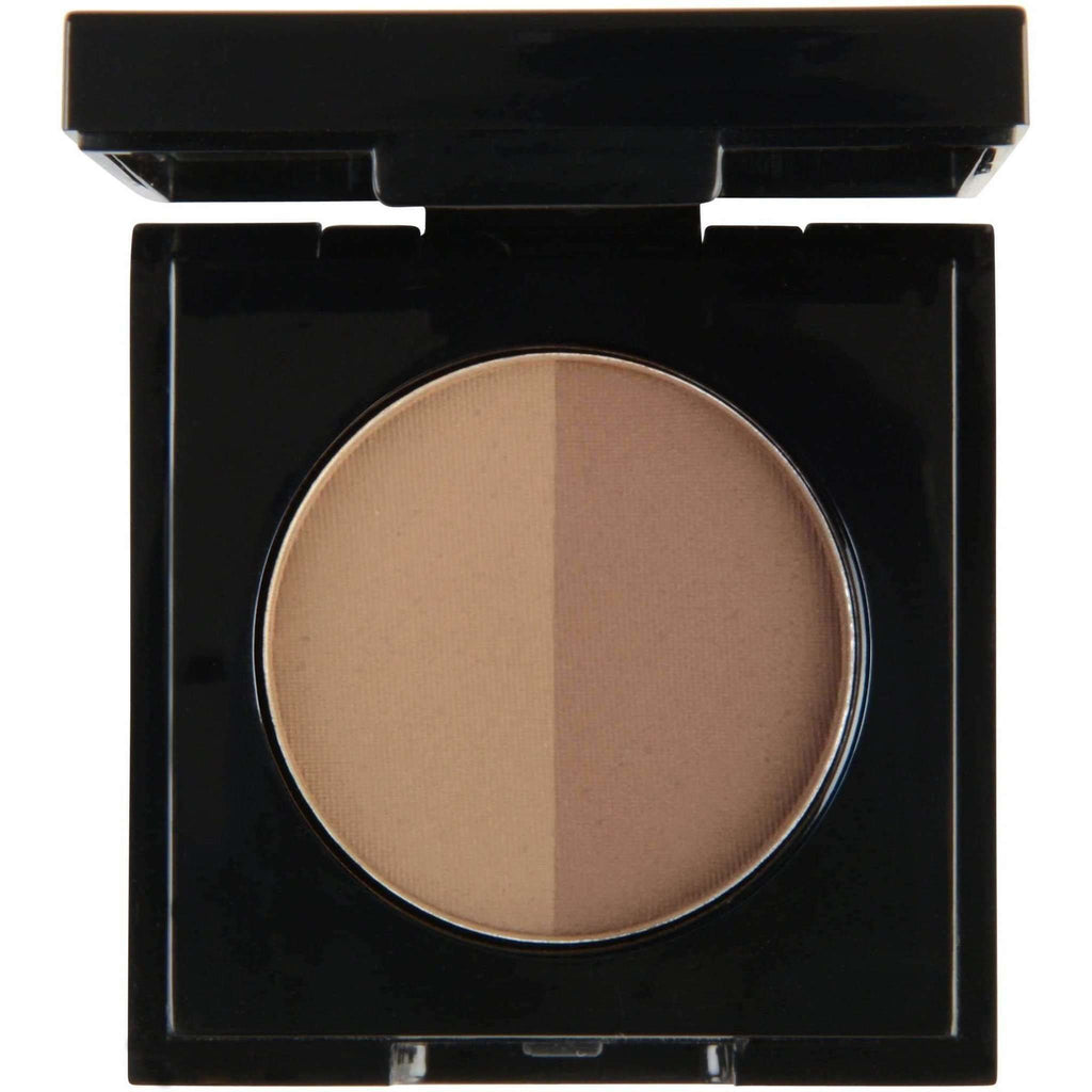 Garbo & Kelly:Warm Brown,Brow Powder