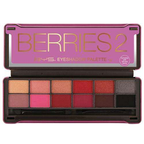 BYS:Berries 2 Eyeshadow Palette 12 Colours,Eyeshadow Palette