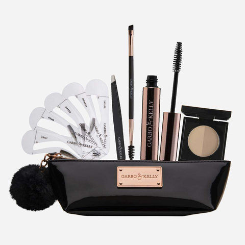 Garbo & Kelly:Garbo & Kelly all-in-one brow couture set,Brow Powder