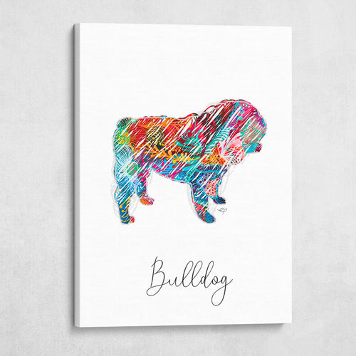 Color Wire Bulldog