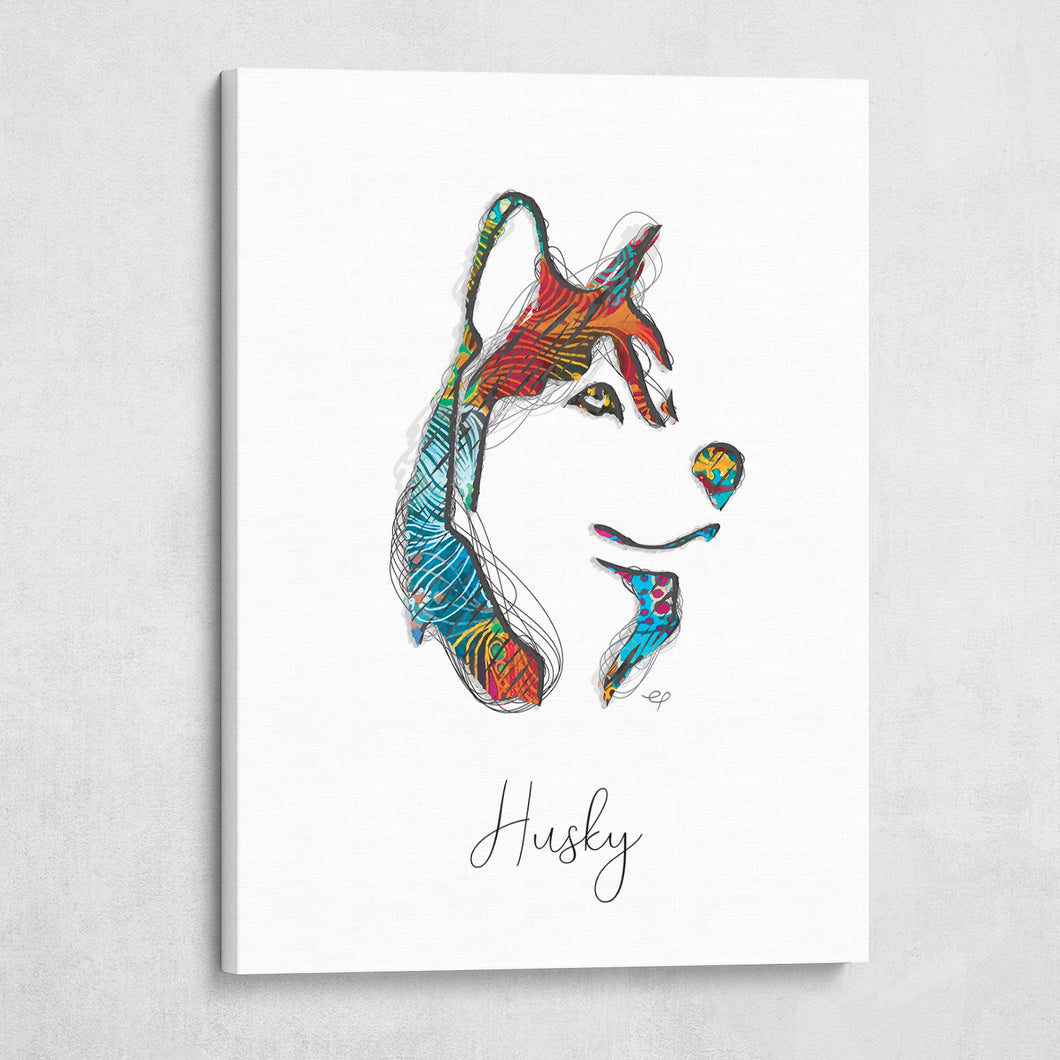 Color Wire Husky Uno