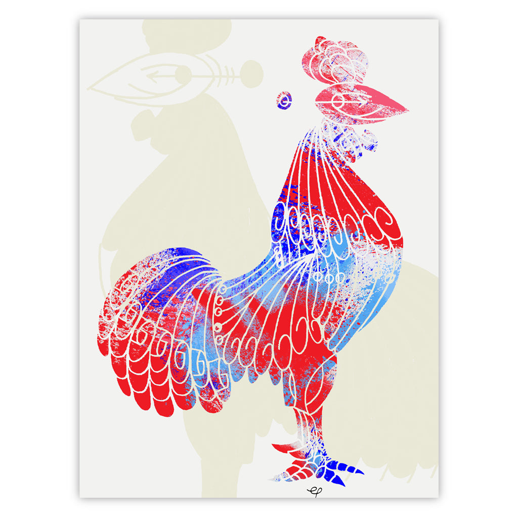 Eclectic Rooster