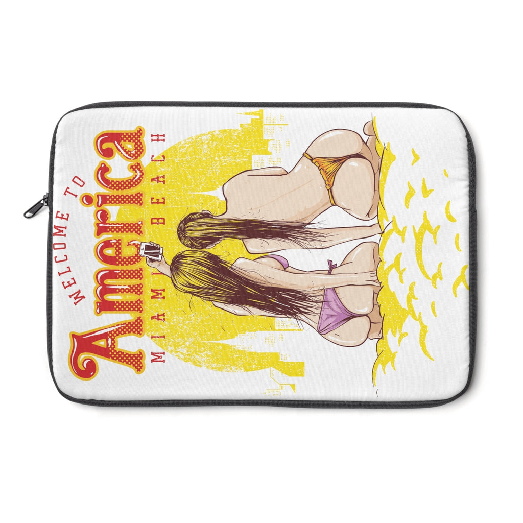 Welcome to America Laptop Sleeve