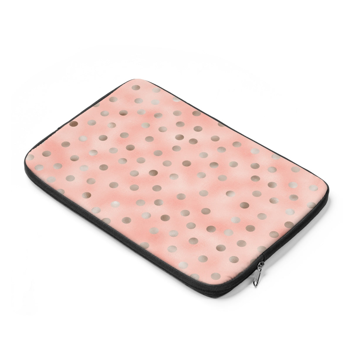 Sweet Polka Dots Laptop Sleeve