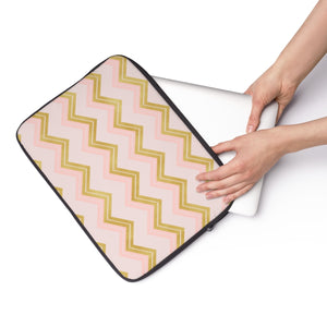 Delicate Paper Laptop Sleeve