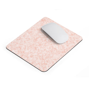Marble Rose Mousepad