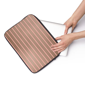 Copper Glow Laptop Sleeve