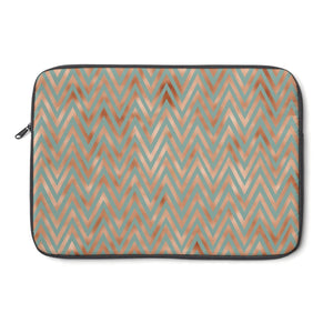 Oriental Waves Laptop Sleeve