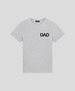 T-Shirt DAD - grey melange