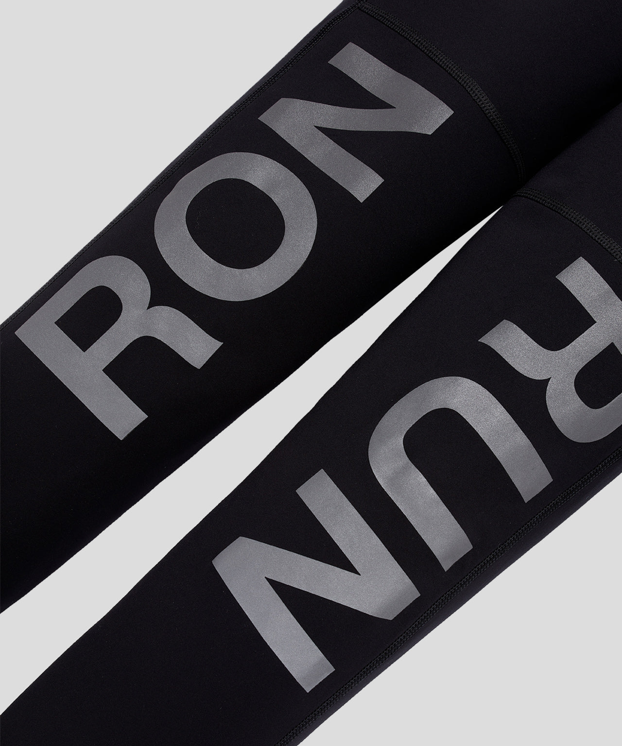 Leggings RON RUN His For Her - black
