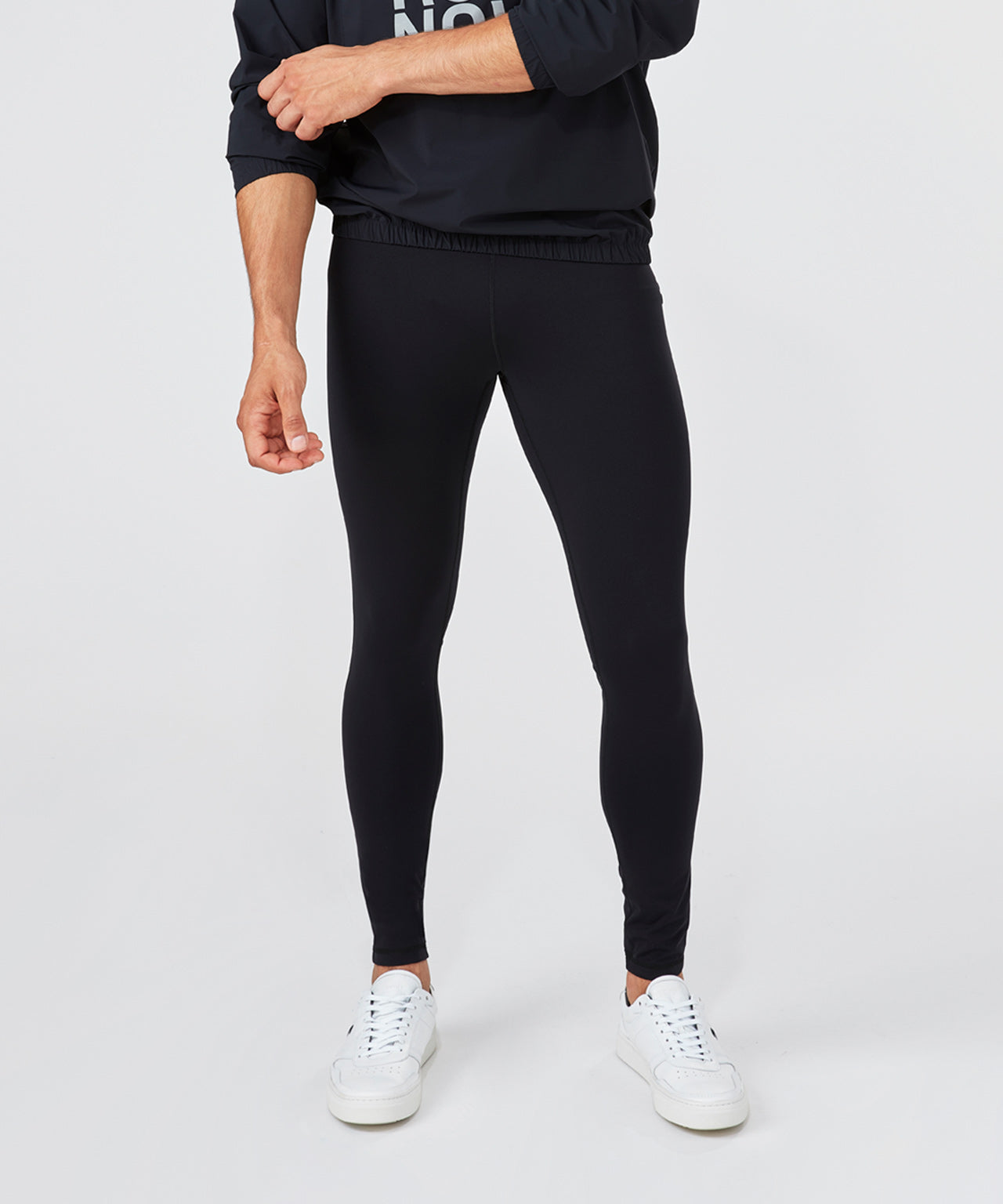 Leggings RON RUN - black