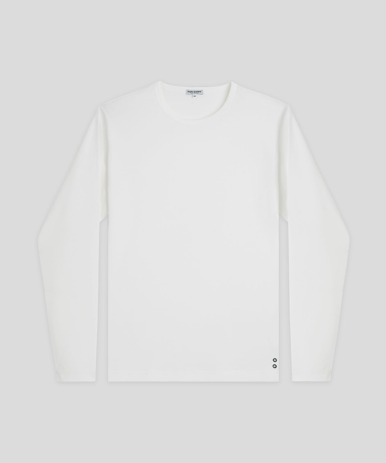 Long-Sleeved T-Shirt - white