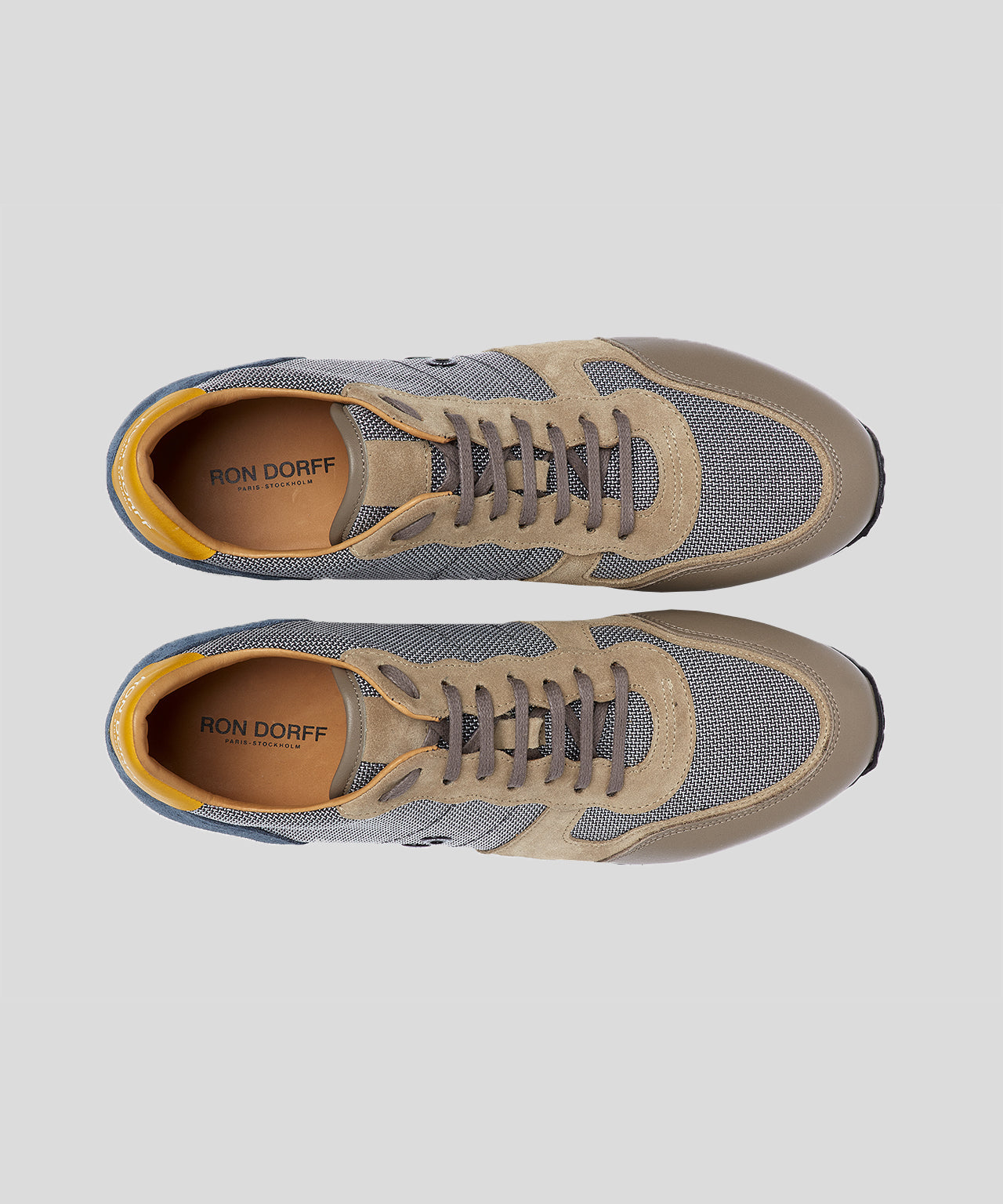 Urban Viking - urban yellow/blue