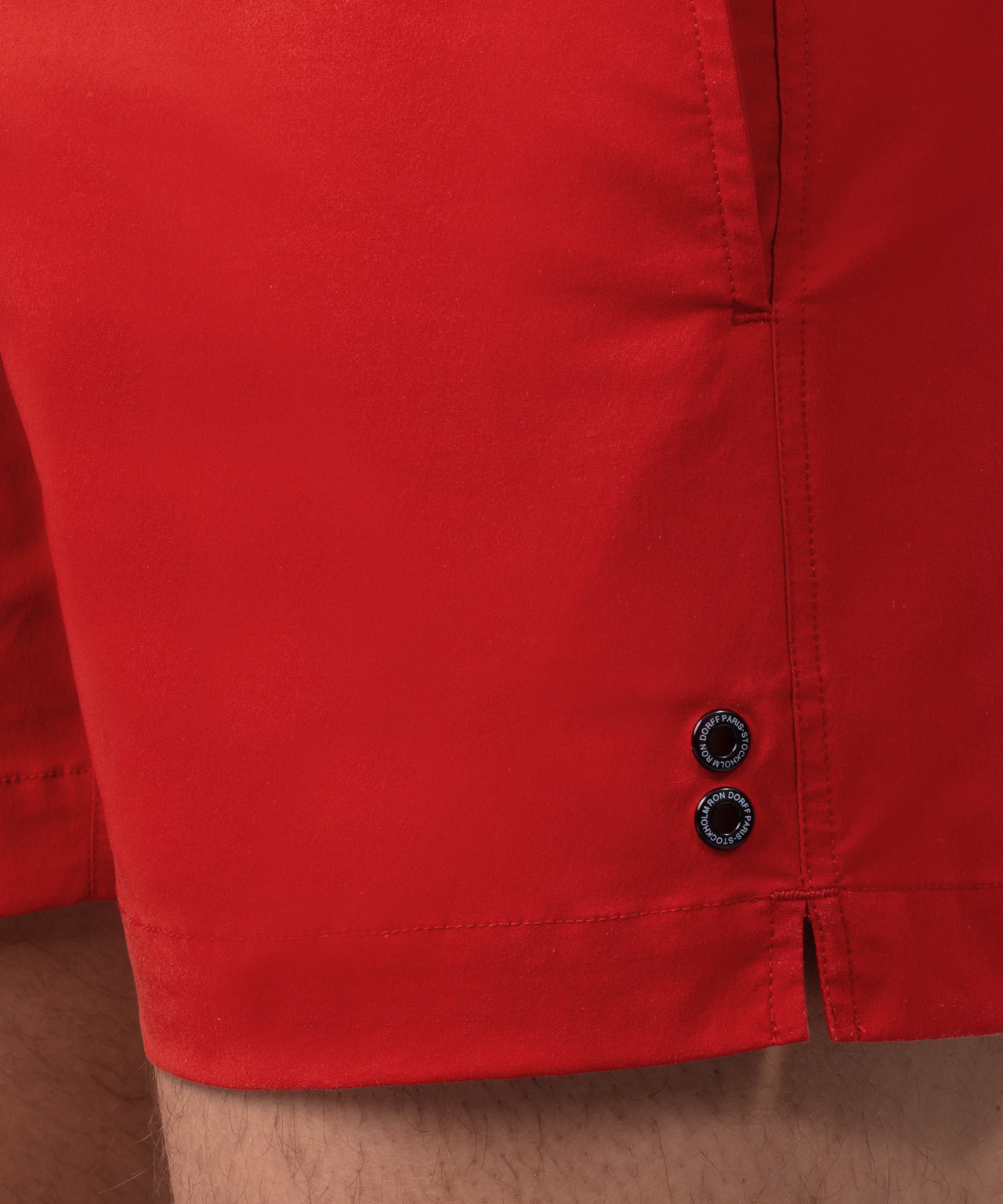 Urban Swim Shorts - red