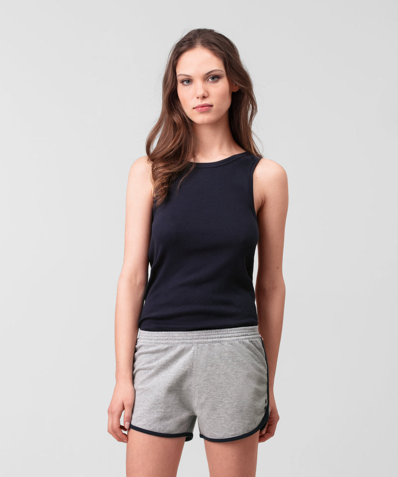 Marathon Home Shorts His For Her - grey melange