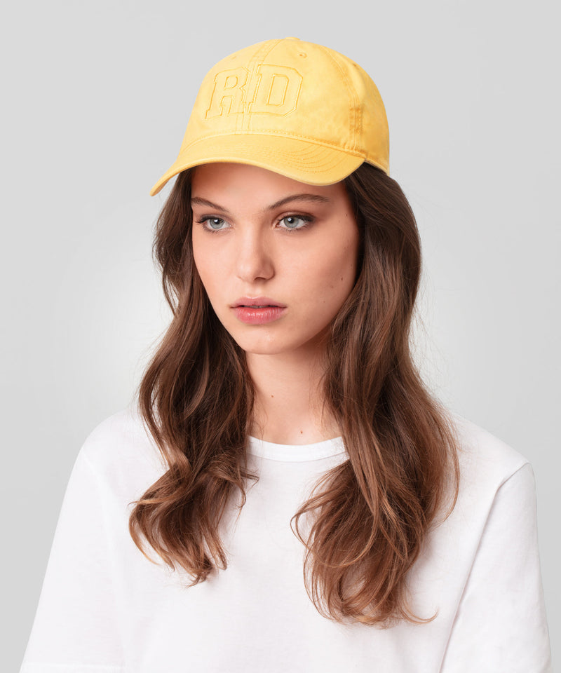 Coach Cap RD His For Her - sun yellow