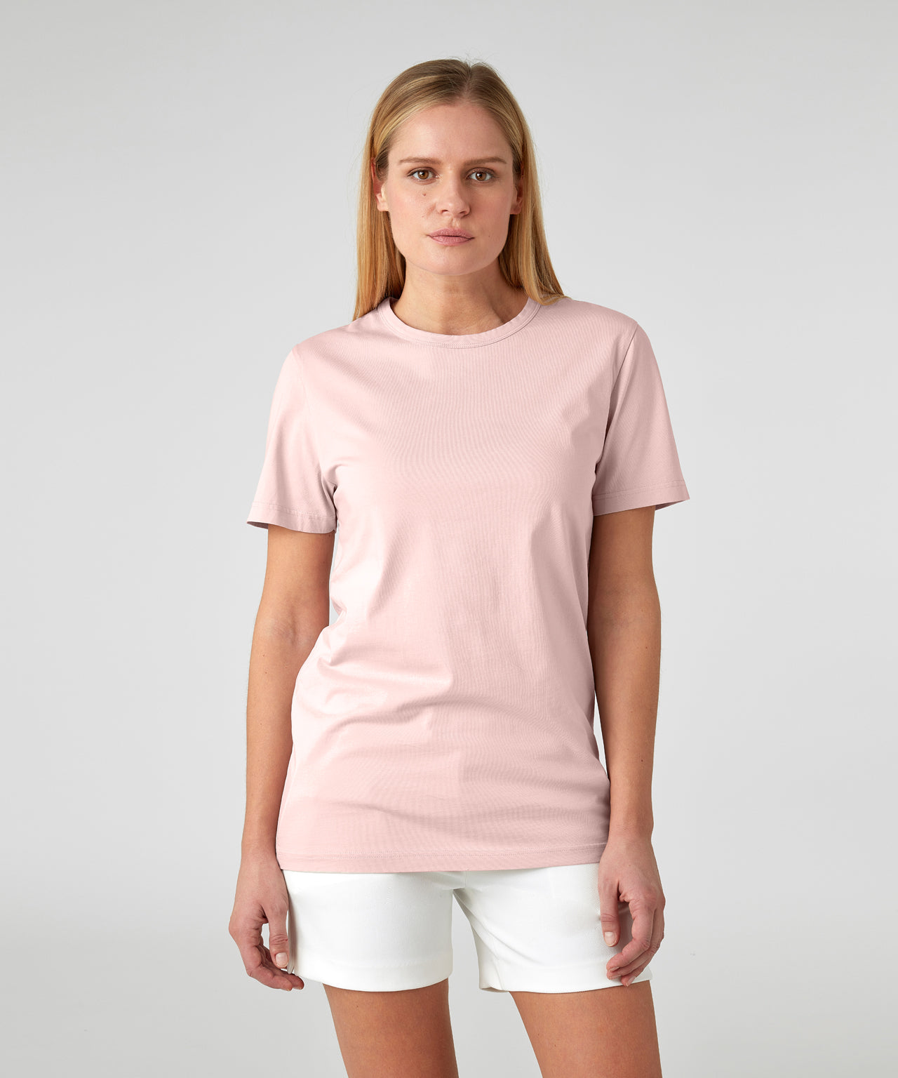 T-Shirt Eyelet Edition His For Her - light pink
