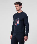 Sweatshirt Nordic Light - navy