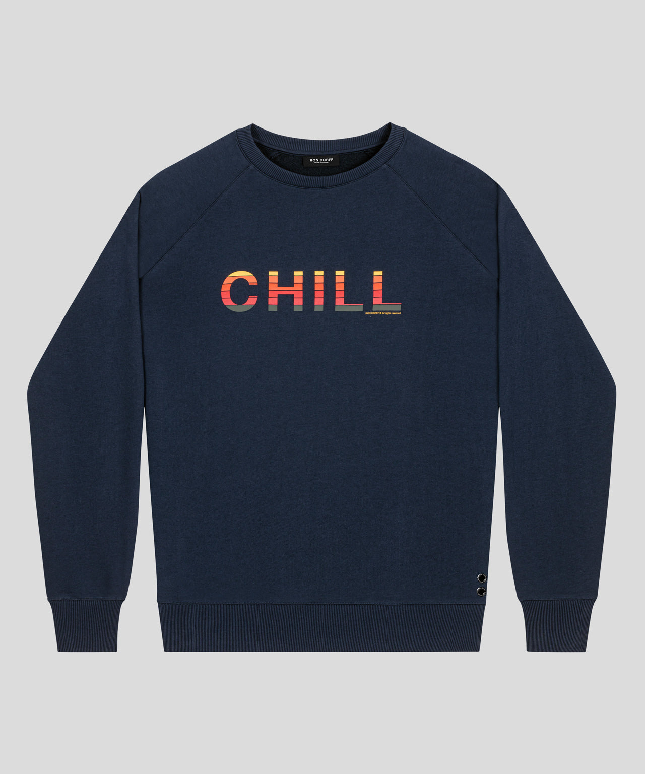 Sweatshirt CHILL - navy