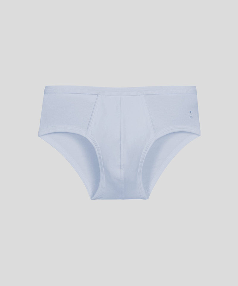 Y-Front Briefs - arctic blue