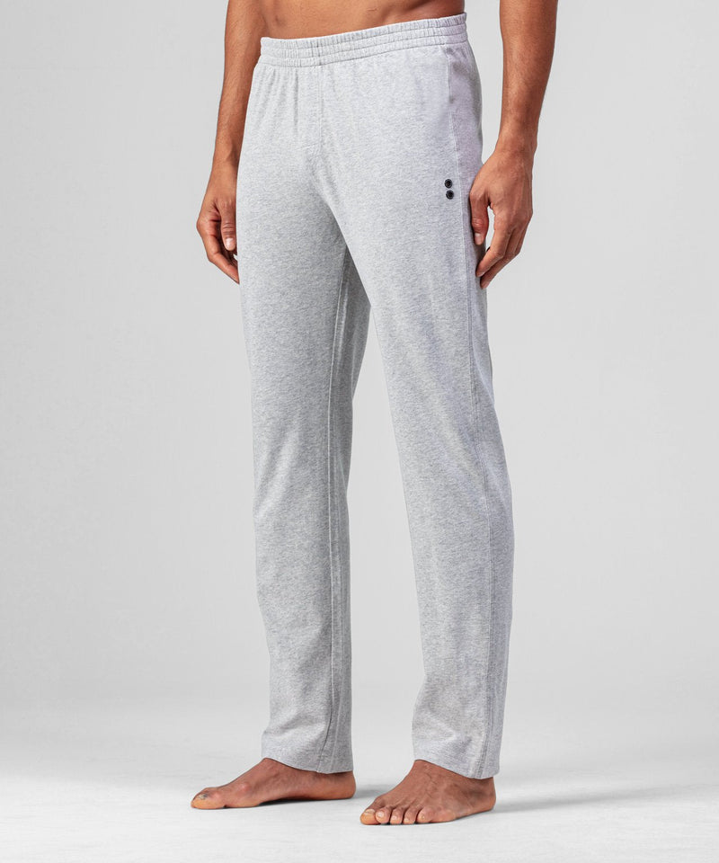 Home Pants - grey melange
