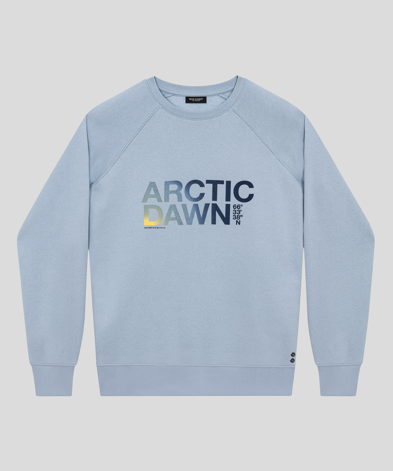 Sweatshirt ARCTIC DAWN - frosty blue