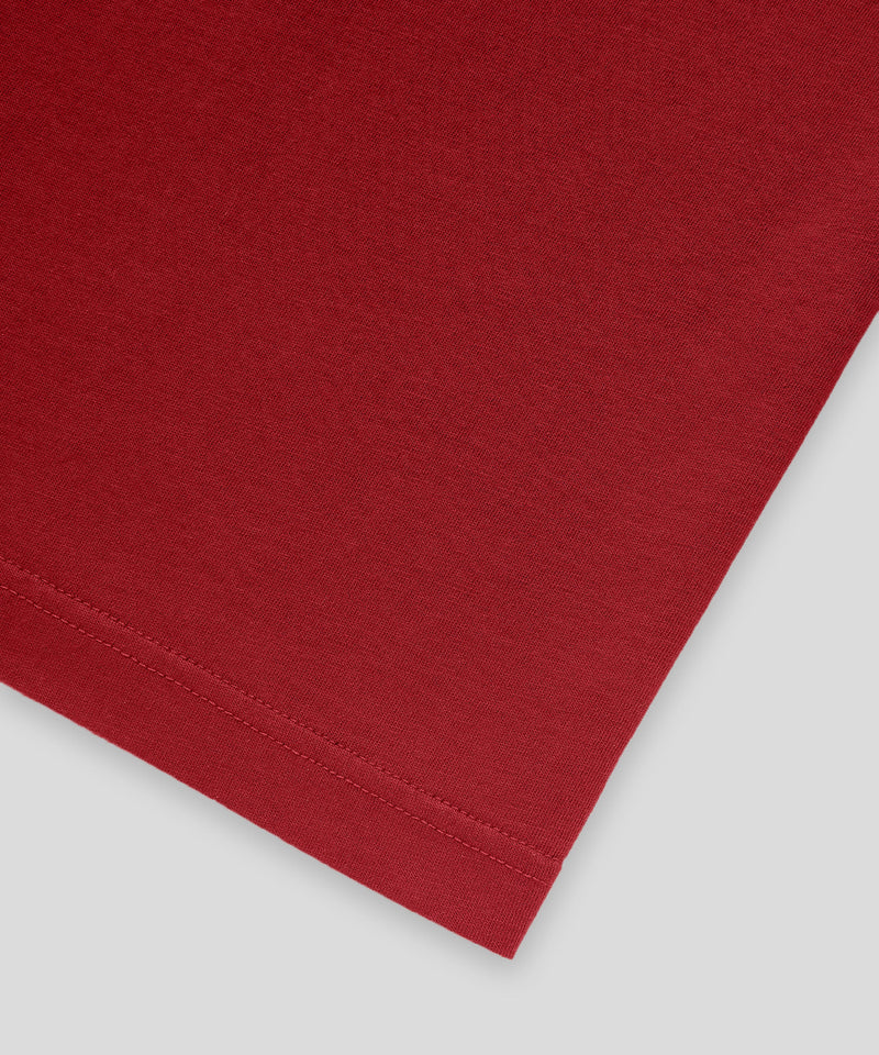 T-Shirt AVALANCHE - falun red