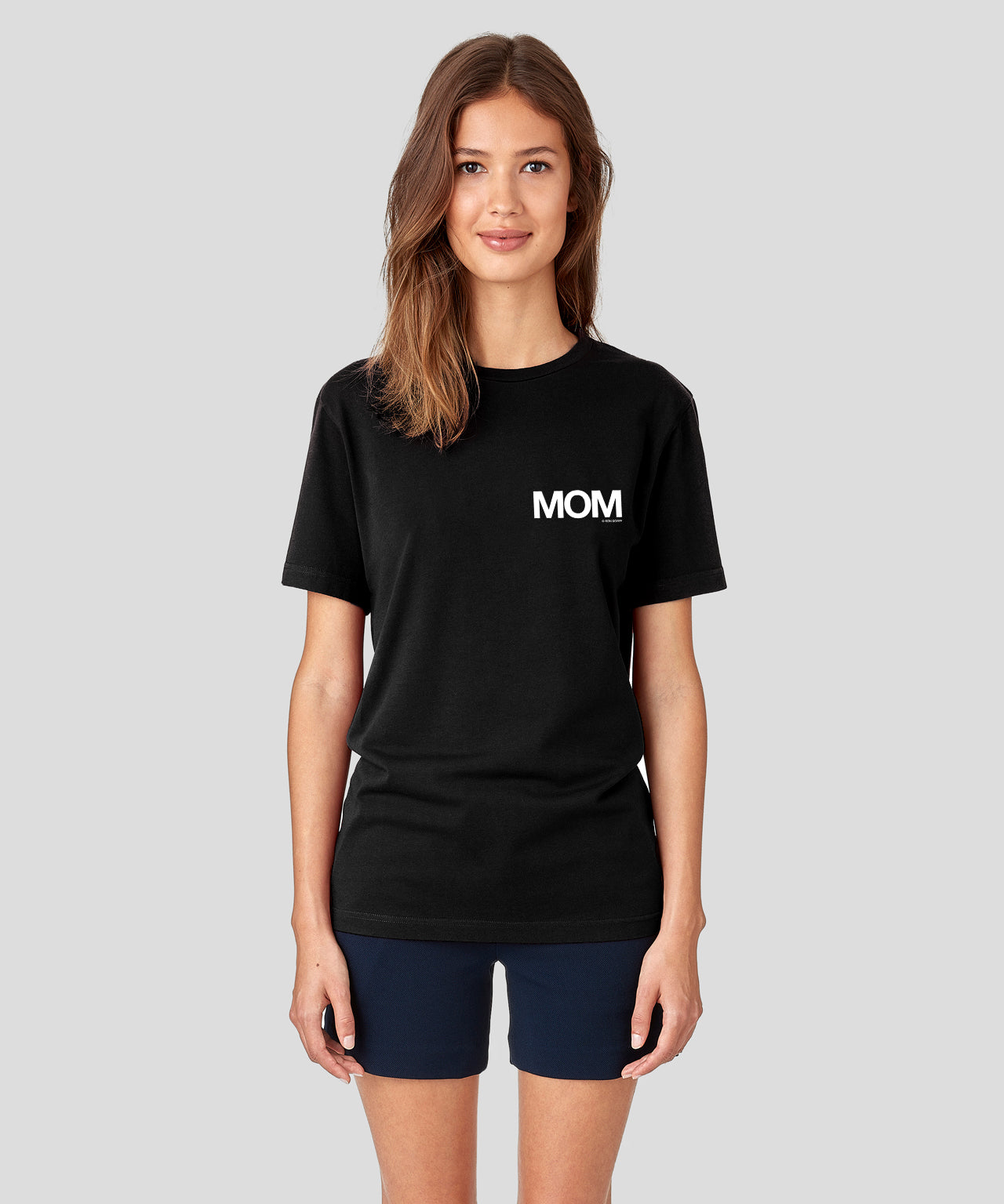 T-Shirt MOM - black