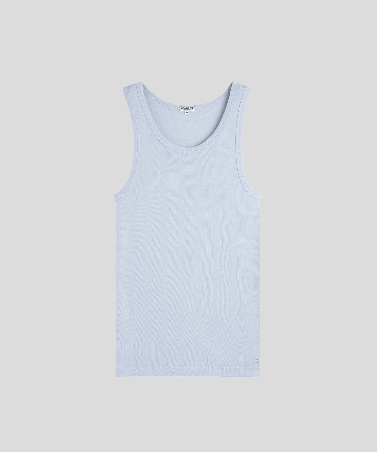 Underwear Tank Top - arctic blue