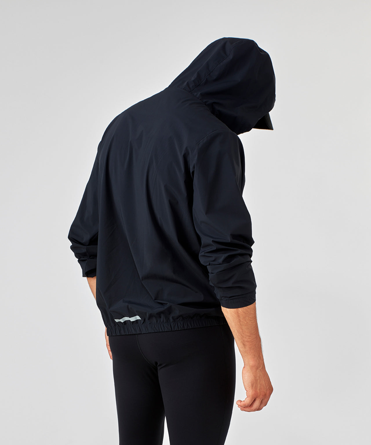 Windbreaker RON RUN - black