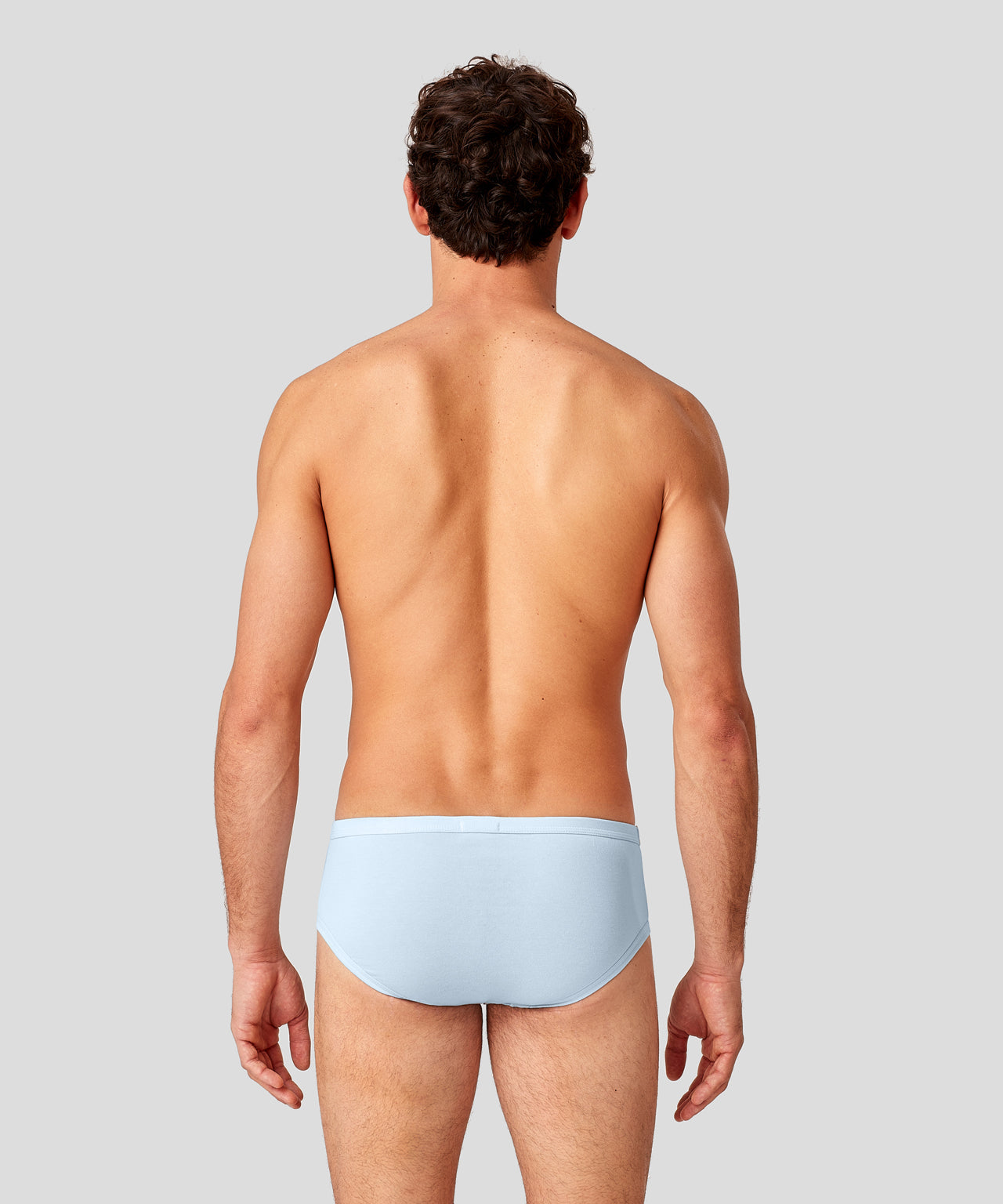 Y-Front Briefs Discovery Weekend Kit - white